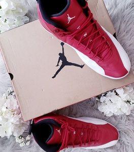 Nike Air Jordan Retro 12 Gym Red